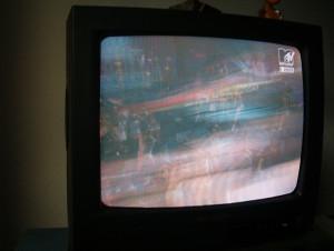 TV videótár