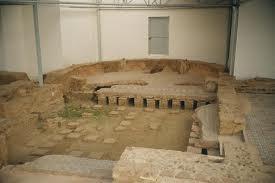 Érdekes régészeti lelet, egy hypocaustum-rendszer