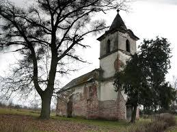 Lelet a nagygéci templomban