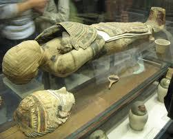 Rendkívüli leletek Egyiptomból
