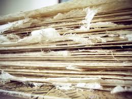 Régi papíremlékek