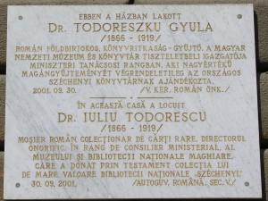 Todoreszku Gyula